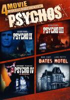 4-Movie Midnight Marathon Pack: Psychos (Psych New DVD