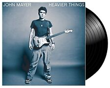 JOHN MAYER - HEAVIER THINGS   VINYL LP NEU