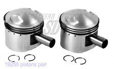 Triumph 750ccm T140 TR7 .040 hepolite PISTONS kolben 19255 71-3676 with rings