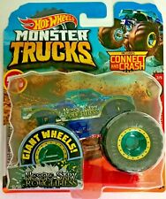 Hot Wheels 2019 Monster Trucks Monster Myths #2/5 Nessie-Sary #Gbt43 1:64 Scale
