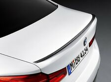 BMW OEM M Performance Carbon Fiber Spoiler 2017 5 Series G30 Sedans 51192414142