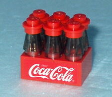 ACCESSORY Lego Coke Coca-Cola 6pk Official/Genuine Lego NEW Food