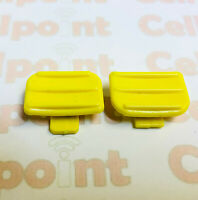 2X Brush Cover Clip Brush Cover Lock For Samsung Vacuum Cleaner POWERbot