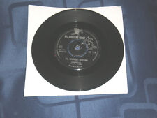 """JOHNNY KIDD - I'LL NEVER GET OVER YOU - 1963 HMV 7"""" SINGLE - BEAT GROUP CLASSIC"""