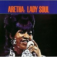 "ARETHA FRANKLIN ""LADY SOUL"" CD 14 TRACKS NEU"