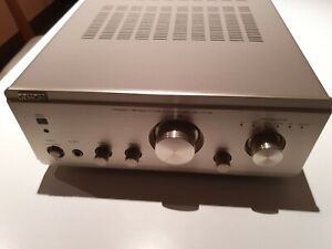 DENON UPA-F88 Integrated Amplifier with  phono stage in full working order