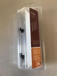 Set of 3 PALM TREO 600 stylus pen NIB New in Box