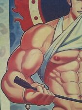 "New ListingOriginal Gay Male Interest Acrylic/Mixed Media Painting-""Mastro"""