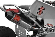 Big Gun ATV Exhaust EXO Stainless Full System For Yamaha Raptor 700 06-14 980403