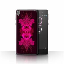 Étuis, housses et coques rouge Sony Sony Xperia M pour téléphone mobile et assistant personnel (PDA)