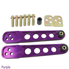 Purple Racing Lower Control Arms LCA Kit For 2002-2006 Acura RSX DC5 One Pair