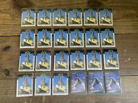 (24) Jose Canseco Topps Donruss Baseball Cards Rookie Card Lot Oakland A's