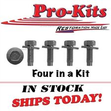 Mopar 70 71 72 73 74 Challenger Front Bumper Brackets to Frame Rail Bolt Kit