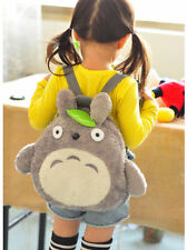 2018 New Totoro backpack shoulder bag cute plush children gift 11 ""