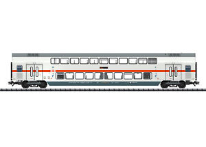 Trix HO 23248 IC-Doppelstockwagen 1. Klasse der DB m.Innenbeleuchtung#NEU in OVP