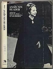 Anaïs NIN / Anaïs Nin Reader First Edition 1972