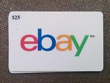 ZERO Balance eBay Gift Card