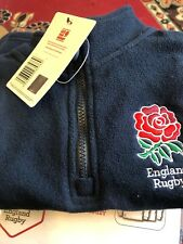 Kids Official England Rugby Fleece Size 3/4 Years