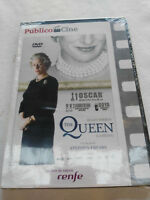 THE QUEEN LA REINA HELEN MIRREN STEPHEN FREARS DVD SLIM ESPAÑOL ENGLISH