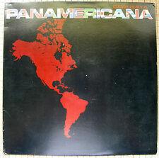 Orquesta Panamericana Salsa Merengue Plena 1986 Puerto Rico MINT