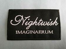 Nightwish Imaginarium Sew or Iron On Patch