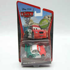 Disney PIXAR Cars 2 Super Chase - MEMO ROJAS JR. Mattel Diecast Toys Cars 1:55