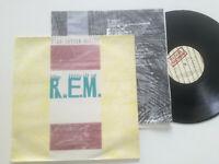 R.E.M. Dead Letter Office  (B-Sides Compiled) SPAIN LP VINYL 1987 REM