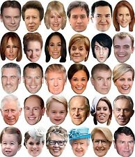 Budget Range #8 - Ready To Wear Celebrity Face Masks - 30 To Choose - Low Price!
