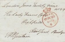 More details for gb : lieut.-general sir rufane shaw donkin **signed free front (1839)