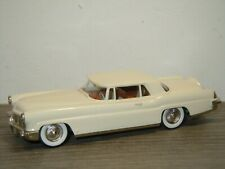 1957 Lincoln Continental - Brooklin Models 11A England 1:43 *36590