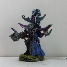 Citadel 40K Metal Oscuro Eldar Lord 1998 fuera de imprenta (1)