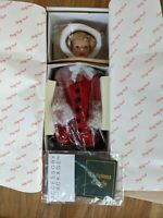 The Shirley Temple Little Caroler Christmas Doll Collection