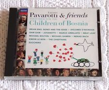 PAVAROTTI AND FRIENDS – TOGETHER FOR THE CHILDREN OF BOSNIA (CD), LIKE NEW