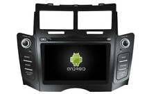 AUTORADIO Touch Android 8.0 Toyota Yaris 2005-2011 Navigatore Bluetooth