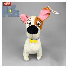 2016 The Secret Life of Pets Max Brown Soft Plush Dog Stuffed Animal Kid Toy