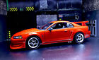 2000 Ford SVT Mustang Cobra R. Red 1:18 Diecast Model Car Maisto Boxed Stunning