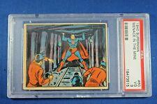 "1940 Superman Gum, Inc. - #60 - ""Menace In The Mine"" - PSA VG 3"