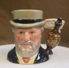 Character/Toby Jug Boxed Royal Doulton Porcelain & China