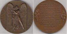 Médaille Française en bronze victoire Général de Gaulle