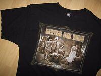 Little Big Town Tee - American Country & Western Music Concert Tour T Shirt Lrg