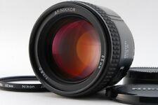 [Near Mint] Nikon AF NIKKOR 85mm f1.8D f1.8 D Lens From Japan #104