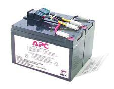 APC RBC48 Replacement Battery Cartridge #48-Sealed Lead Acid (SLA)-104°F (40°C)