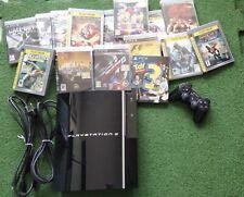 Console Sony Playstation 3 + 16 Giochi