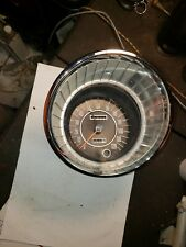1965 Buick Wildcat interior dash panel speedometer gauge insert trim hot rod