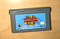 Mario Pinball Land (Nintendo Game Boy Advance, 2004)