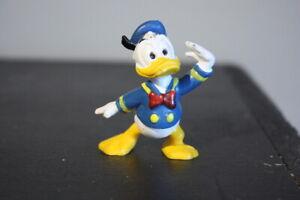 Walt Disney Productions Donald Duck Vintage 1980s PVC Figure Toy Loose