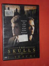 THE SKULLS- i teschi- CON:JOSHUA JACKSON - DVD FILM - nuovo e sigillato