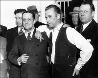 John Dillinger Photo 8X10 - 1934 Jail Indiana - Buy Any 2 Get 1 Free