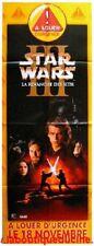 STAR WARS 3 LA REVANCHE DES SITHS Affiche Cinéma / Movie Poster GEORGES LUCAS