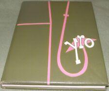 San Bernardino High School 1966 Yearbook Tyro Very Nice Condition!